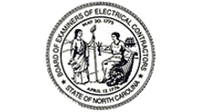 State of North Carolina Board of Examiners of Electrical Contractors